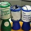 Residents should beware fake charity collections, people in trading standards jobs have said.
